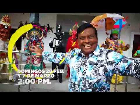 Promo   Fiesta De Carnaval   Canal4RD