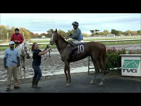 video thumbnail for MONMOUTH PARK 10-27-19 RACE 8