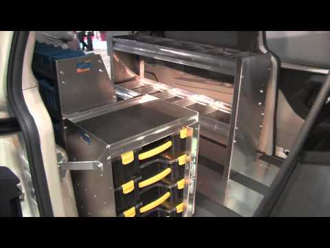 NTEA 2011: First Look at the 2012 Ram C/V Cargo Van