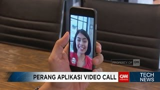 Perang Aplikasi Video Call