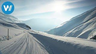 Avers in der Schweiz - Der höchste Ort Europas (Reisedokumentation in HD)
