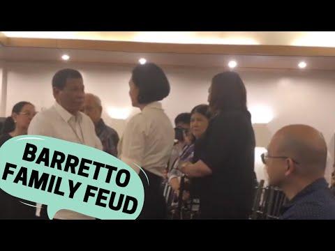 Saksi: Gretchen at Marjorie Barretto, nag-away sa lamay ng kanilang ama