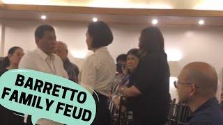 Saksi: Gretchen at Marjorie Barretto, nag-away sa lamay ng kanilang ama; patuloy ang...