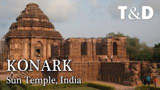 Konark Sun Temple - Journey In India - Travel & Discover