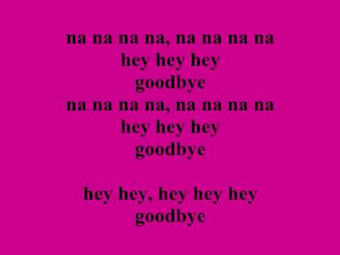 Goodbye-Kristinia DeBarge w/ lyrics!! (Hq)