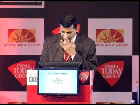 India Today Conclave: Raghuram Rajan Abhijit Session