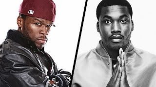 50 Cent & Meek Mill Beef With Memes