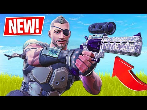 NEW Scoped Revolver & Glider Redeploy! // Pro Fortnite Player // 1900 Wins // Fortnite LIVE Gameplay thumbnail