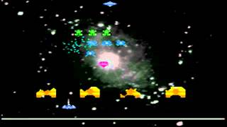 SPACE INVADERS XL: Nuon (Time Attack) [480p]
