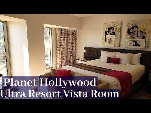 Planet Hollywood Las Vegas - Ultra Resort Vista Room