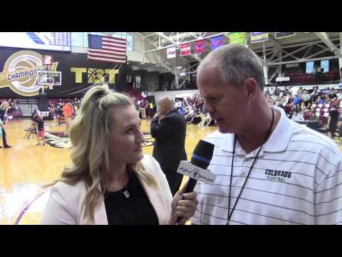 Tad Boyle interview; The Basketball Tournament (08.02.16)