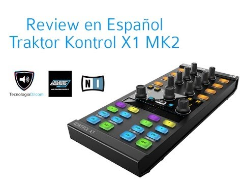Review en español Traktor Kontrol X1 MK2 TecnologiaDJ.com