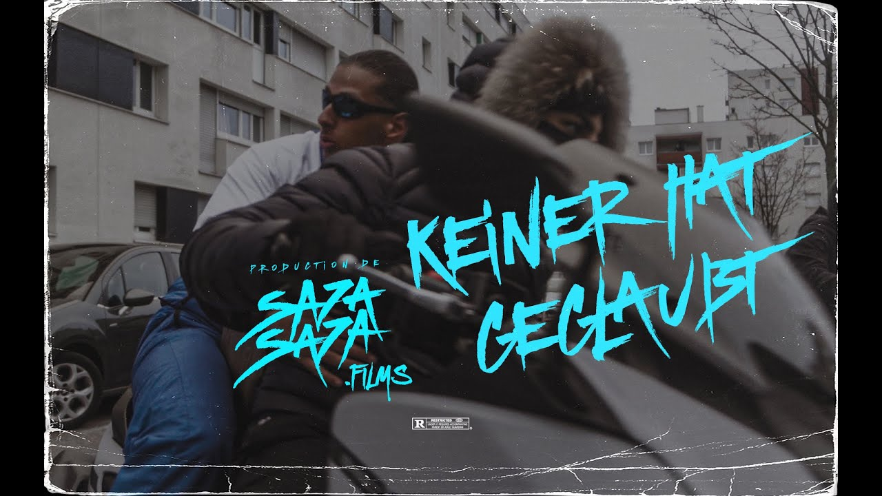 Download SAHA SAHA - KEINER HAT GEGLAUBT