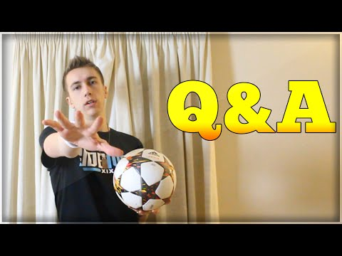 Q&A | HOW TO FOOTBALL!