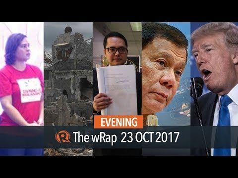 Tapang at Malasakit, Lorenzana, DOTr vs Abaya | Evening wRap