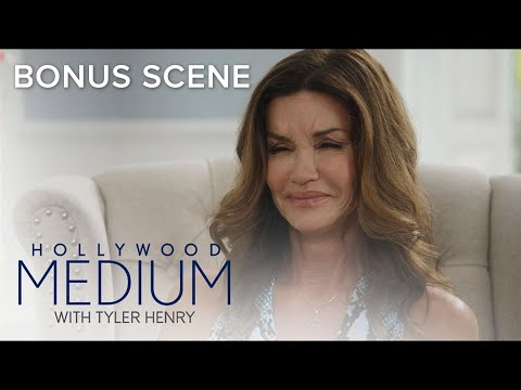 Janice Dickinson Blown Away by Tyler Henry | Hollywood Medium with Tyler Henry | E!