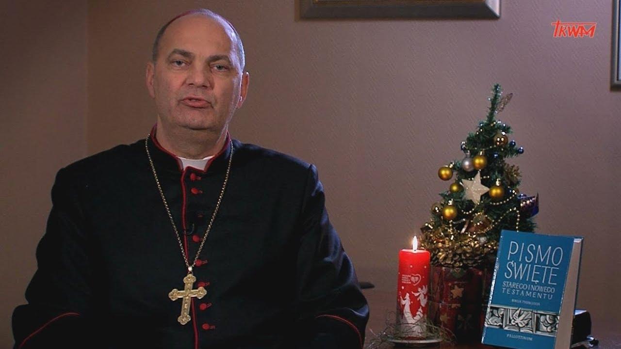 Życzenia Bożonarodzeniowe 2017: ks. bp Grzegorz Kaszak