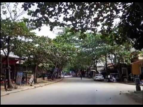Thị trấn Tân Yên huyện Hàm Yên Tuyên Quang. 10-2012