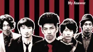 2010/12/12発売 1st single『My Answer』より.