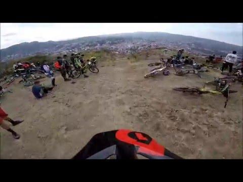 Downhill Guanajuato 2015 Cat Rígidas