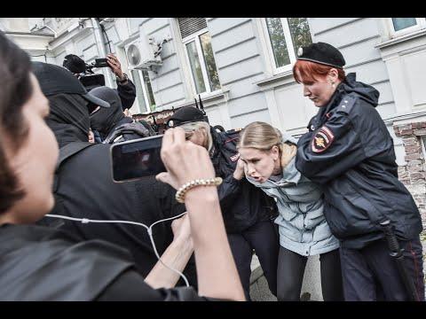 Любовь Соболь задержали после обыска