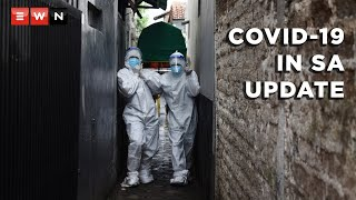 The department of health updated on government's efforts in fighting COVID-19 in South Africa. Western Cape is now the leading with the highest daily infections and active cases.  #COVID19news #CoronavirusSA