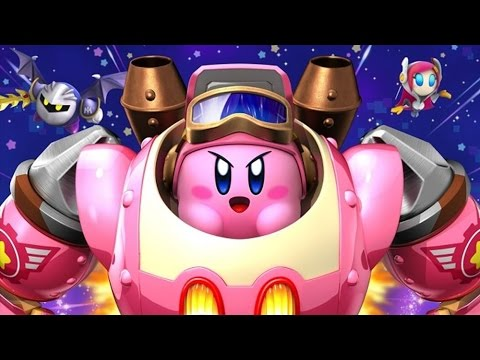 Análisis Kirby Planet Robobot - N3DS