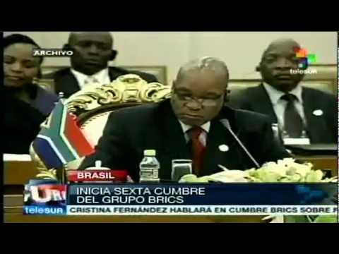 Sixth BRICS summit begins