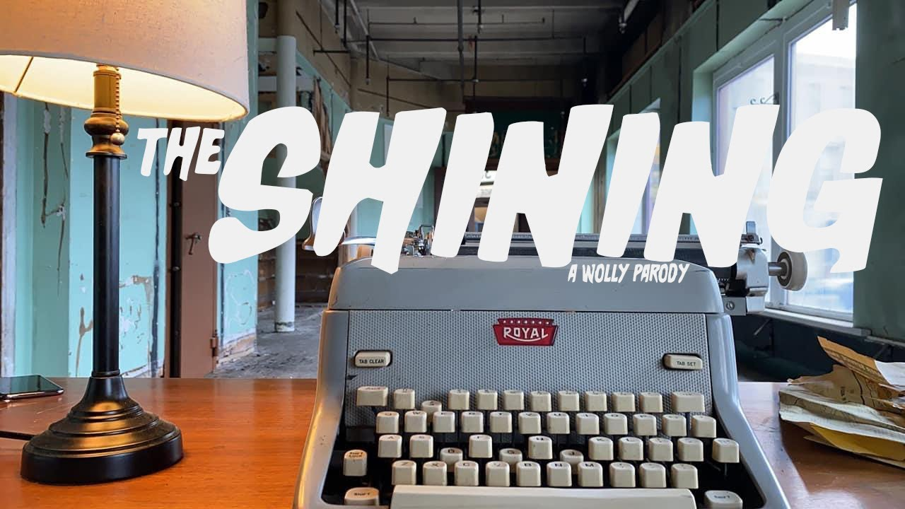 WOLLAWEEN 2020: The Shining Typewriter scene - real estate listings are hard