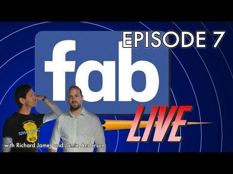 FAB Live: Episode 7 - Martin Landau, Peter Littman, Captain Scarlet, Doctor Who and more
