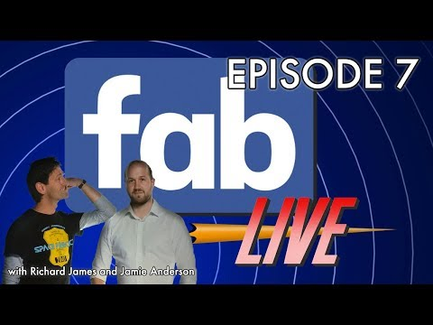 FAB Live: Episode 7 - Martin Landau, Peter Littman, Captain Scarlet, Doctor Who and more Mp3