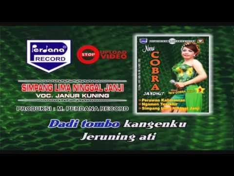 Simpang Lima Ninggal Janji - Janur Kuning - New Cobra [ Official ]