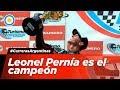 Leonel Pernía es el campeón 2018 de la Clase 3 del Turismo Nacional - #CarrerasArgentinas