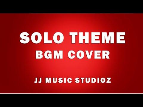 Solo BGM - THEME MUSIC (Love with a Pain ) | Jos Jossey | JJmusicStudioz | Dulquer Salmaan |