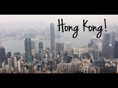 Hong Kong and HKUST | Week 1