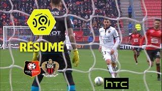 Stade Rennais FC - OGC Nice (2-2)  - Résumé - (SRFC - OGCN) / 2016-17