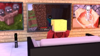 MINECRAFT XBOX 360 EDITION ! PRIMEIRA NOITE
