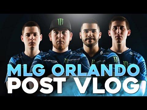 MLG Orlando Post Vlog!