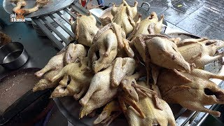 NGAN CHAT HANOI VIETNAM STREET FOOD - Boiled Goose