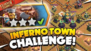 Easily 3 Star the Inferno Town Challenge (Clash of Clans) screenshot 4