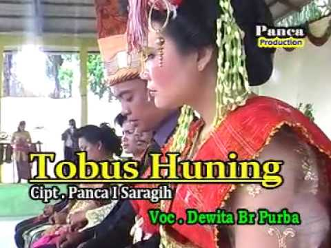 Lagu pesta adat Simalungun,TOBUS HUNING,cipt PANCA I SARAGIH