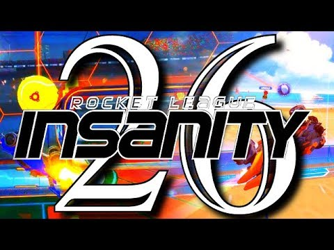 ROCKET LEAGUE INSANITY 26 ! (BEST GOALS, REDIRECTS, RESETS, DRIBBLES) thumbnail