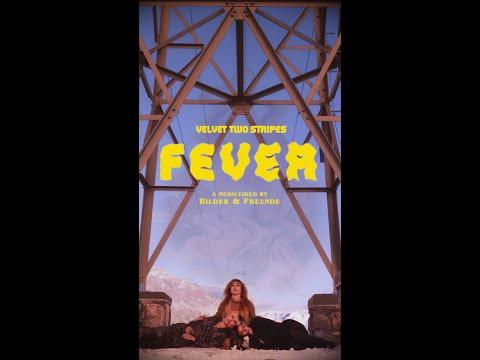 Velvet Two Stripes - Fever