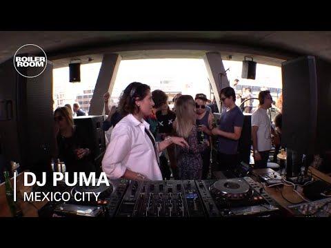 DJ Puma Vibey House Mix | Boiler Room Mexico City