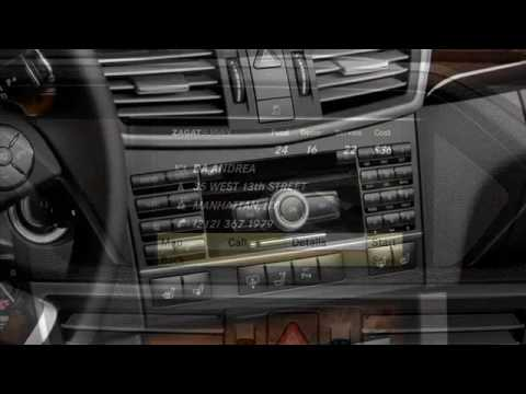 comand system 2010 mercedes benz e class features youtube. Black Bedroom Furniture Sets. Home Design Ideas