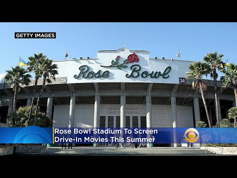 Rose Bowl Stadium To Screen Drive In Movies This Summer Alaturka News