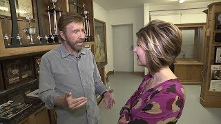 Chuck Norris Interview- Extended Edition