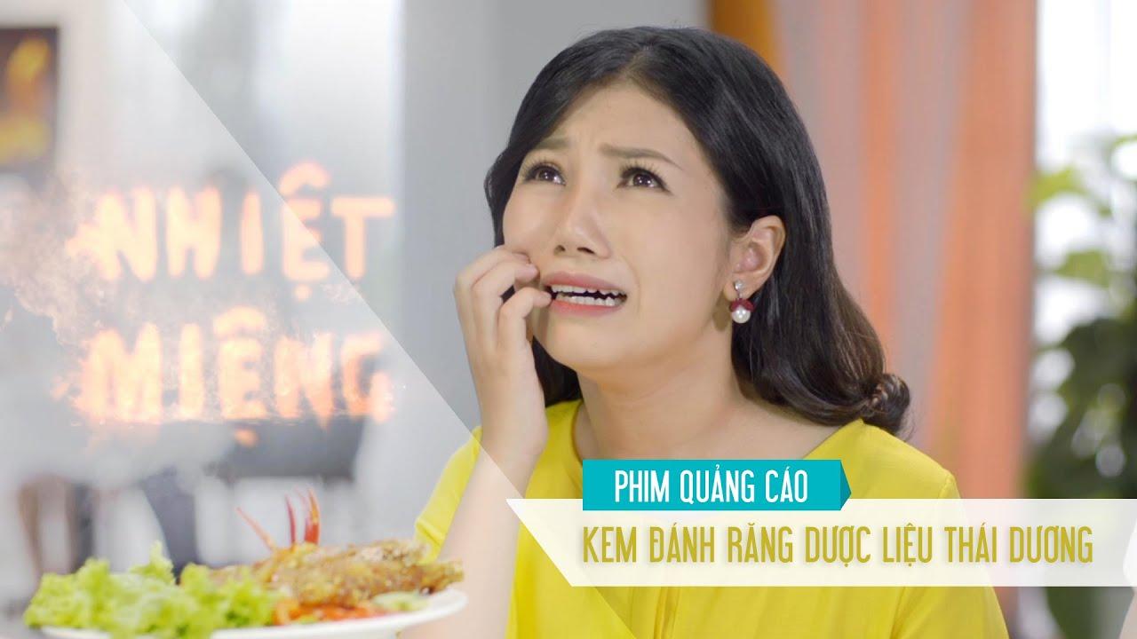 Sản xuất TVC Dược phẩm Kem đánh răng Dược liệu Sao Thái Dương