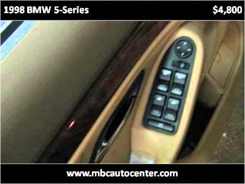 1998 BMW 5-Series Used Cars Jamaica NY