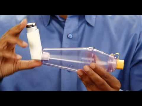 how to clear airways without inhaler